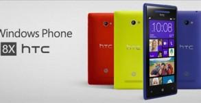 HTC 8X 8S