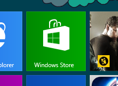 Windows Store : accéder à d'autres applications
