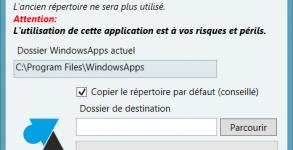 W8F Fix WindowsApps Directory 1