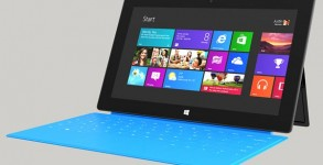 presentation photo tablette Microsoft Surface RT Windows 8