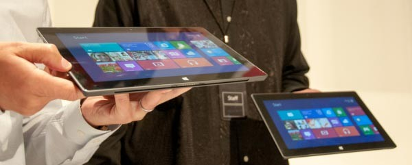 Tablettes Windows 8 : attention à bien choisir entre version « normale » et RT