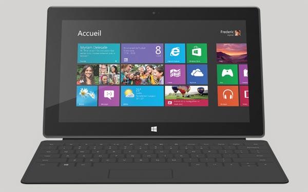 Toutes les informations sur la tablette microsoft surface pro - Pack office pour tablette ...