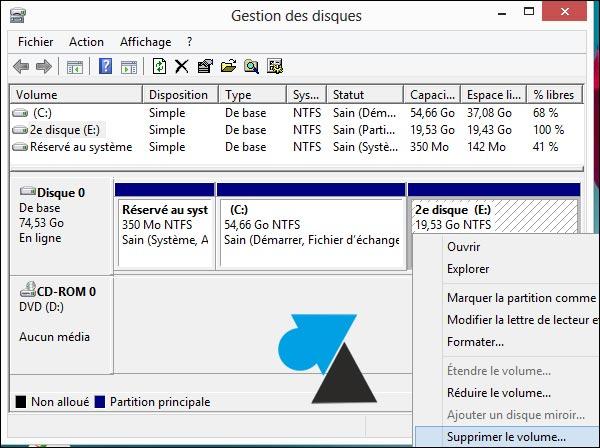 partition disque (13)