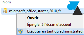 Office 2010 gratuit setup installation
