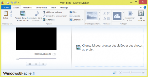 how to make a photo montage on windows movie maker