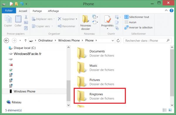 Windows Phone Ringtones