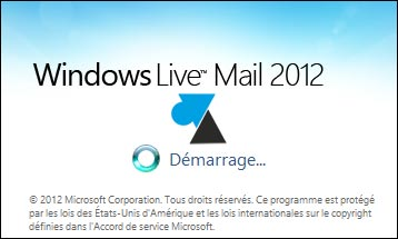 tutoriel Windows Live Mail 2012 francais gratuit