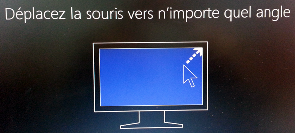 Windows 8 presentation barre des charmes