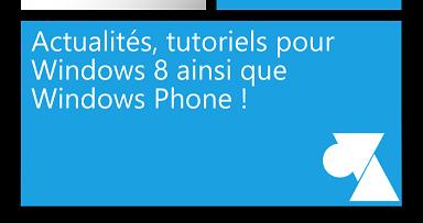 Windows8Facile live tile
