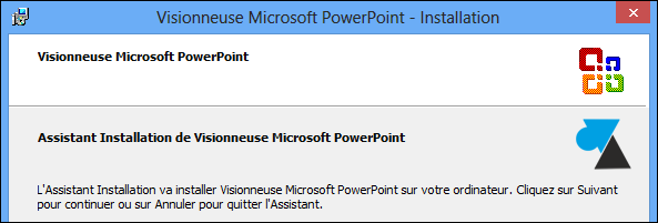 telecharger gratuit visionneuse PowerPoint pack Office 2013
