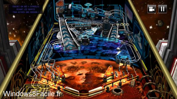 Pinball FX2 jeu
