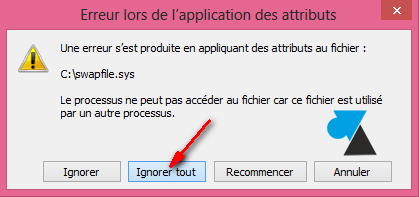 Windows Search indexation stop