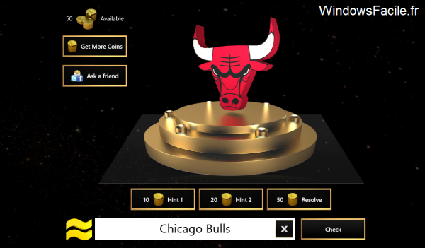 3D Logo Quiz Chicago