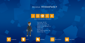 Windows 8 Facile Wordament meilleur jeu gratuit