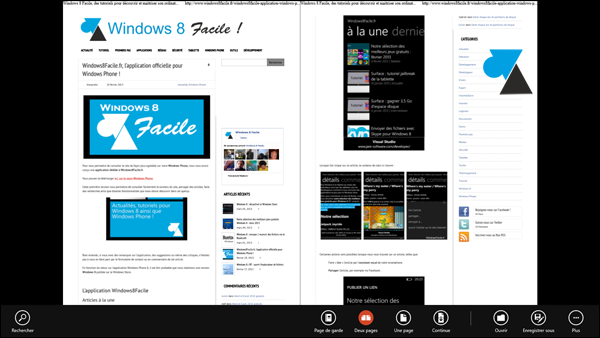 ouvrir fichier PDF Windows 8