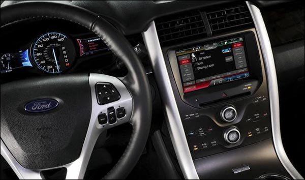Windows 8 Embedded systeme embarque Ford