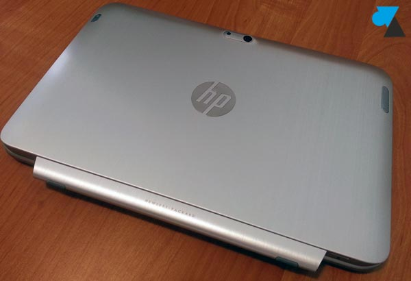 photo ordinateur portable hybride tablette HP Envy x2