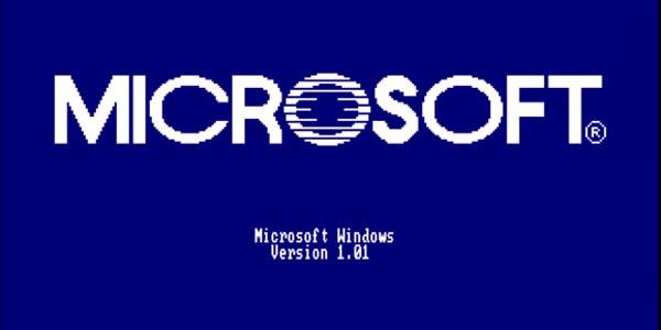 Toutes les publicités vidéos de Windows 1.01 à Windows 8