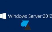 Gestion de l'ordinateur sur Windows Server 2012 / R2