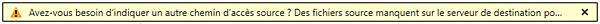 win2012 net framework erreur