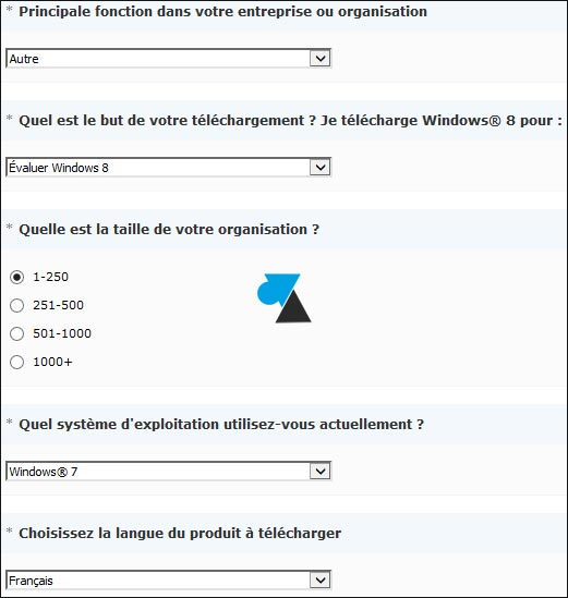 telecharger Windows 8 gratuit MSDN