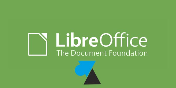 Installer LibreOffice