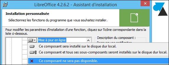 T l charger et installer la suite bureautique libreoffice - Libre office pour windows ...