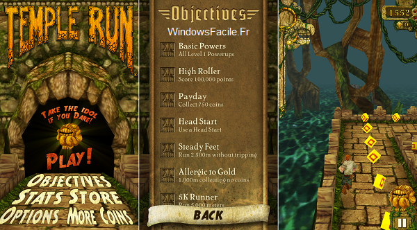 Temple Run WP8
