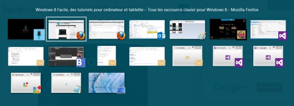 Alt Tabulation Windows 8