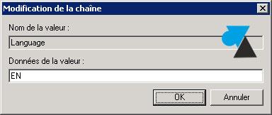 Symantec Backup Exec regedit english