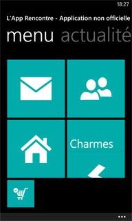 Rencontre windows phone