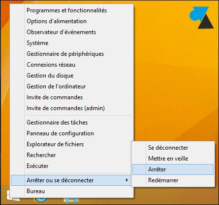 nouveau bouton demarrer windows81