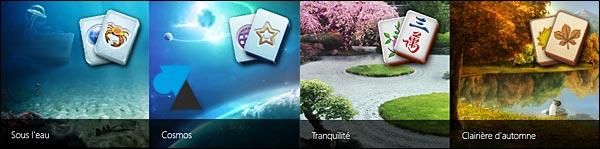 Microsoft Mahjong jeu gratuit
