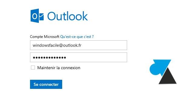 Transférer les contacts d'un compte Outlook / Hotmail à un autre