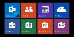 Office Online Word Excel PowerPoint OneNote gratuit