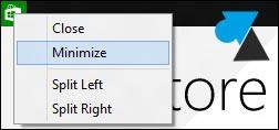 Windows 8.1 update 1 barre modernui