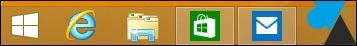 Windows 8.1 update 1 barre taches