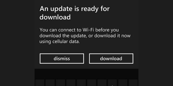 Windows Phone 8.1 dev preview