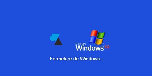 fin du support Windows XP