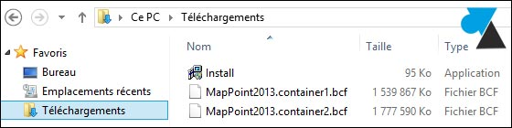 tutoriel telecharger Microsoft MapPoint 2013 Europe