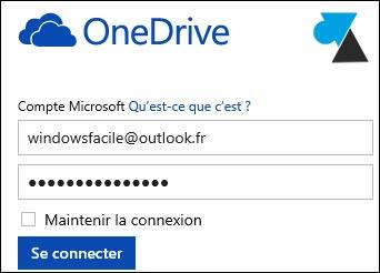 tutoriel Microsoft OneDrive SkyDrive