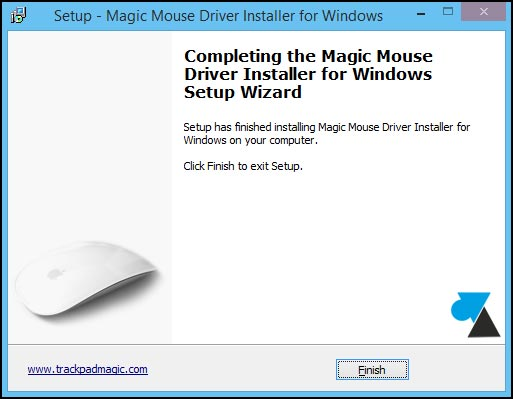 Driver Touchpad Apple Windows 10