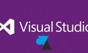 Télécharger et installer Visual Studio Community 2013 (gratuit)