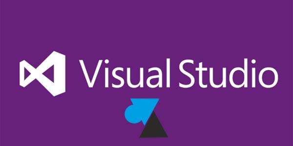 Visual Studio 2013 : afficher les menus en minuscule