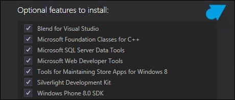 tutoriel installer Visual Studio Community 2013