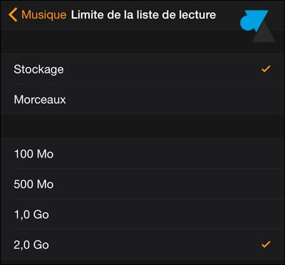 tutoriel montre connectee Apple Watch taille musique playlist
