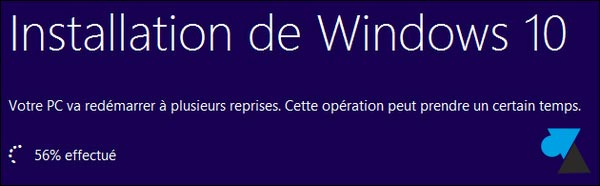 tutoriel mise à jour upgrade gratuit Windows 7 8 8.1 vers Windows 10