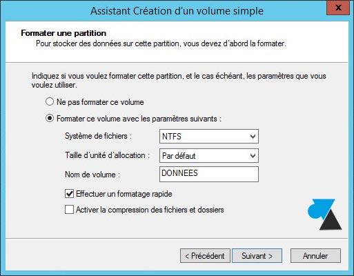 tutoriel VMware ESXi ajouter disque virtuel VM
