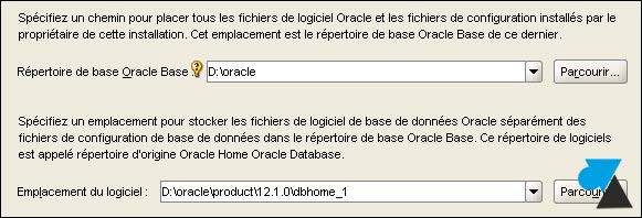 tutoriel installer serveur Oracle 12 12c