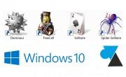 Télécharger les jeux de Windows 7 sur Windows 10